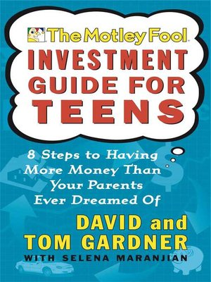 cover image of The Motley Fool Investment Guide for Teens