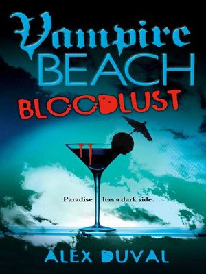 cover image of Bloodlust
