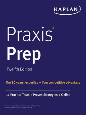 cover image of Praxis Prep