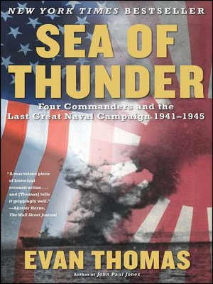cover image of Sea of Thunder