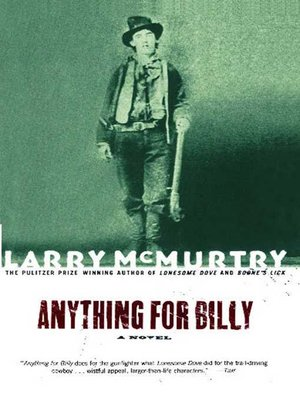 cover image of Anything for Billy