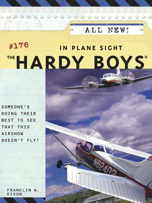 cover image of In Plane Sight