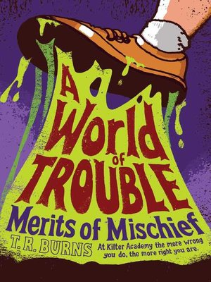 cover image of A World of Trouble