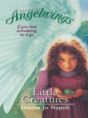 cover image of Little Creatures