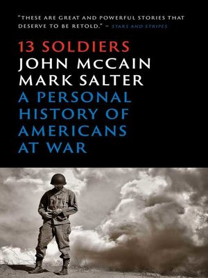 cover image of Thirteen Soldiers