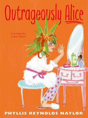 cover image of Outrageously Alice