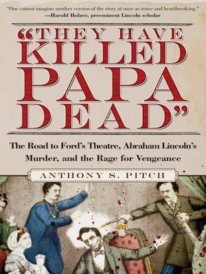 "cover image of ""They Have Killed Papa Dead!"""