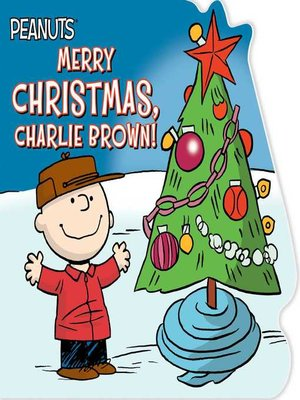 cover image of Merry Christmas, Charlie Brown!