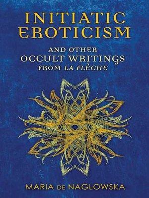 cover image of Initiatic Eroticism