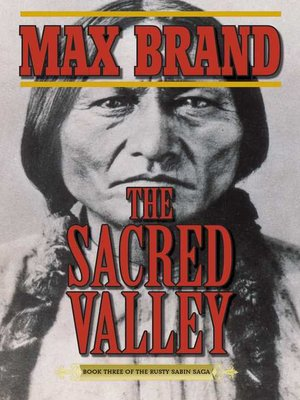 cover image of The Sacred Valley