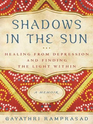 cover image of Shadows in the Sun
