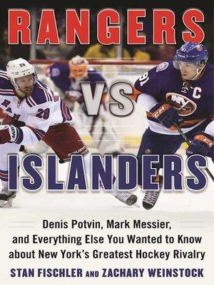 cover image of Rangers vs. Islanders