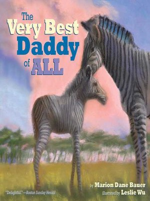cover image of The Very Best Daddy of All