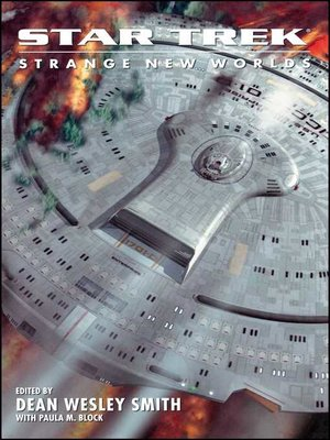 cover image of Strange New Worlds X