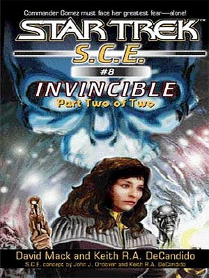 cover image of Invincible, Book Two