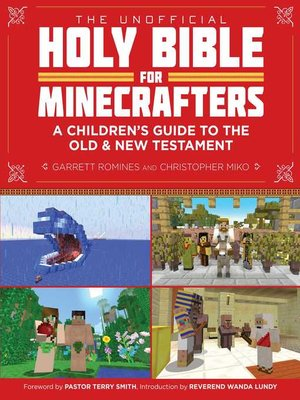 The Unofficial Holy Bible for Minecrafters by Christopher