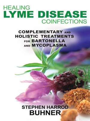cover image of Healing Lyme Disease Coinfections