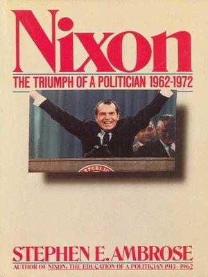 cover image of Nixon, Volume II