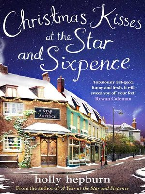 cover image of Christmas Kisses at the Star and Sixpence