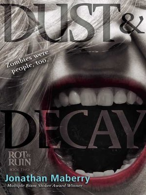 cover image of Dust & Decay
