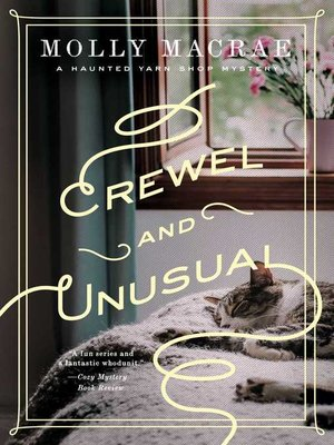 cover image of Crewel and Unusual