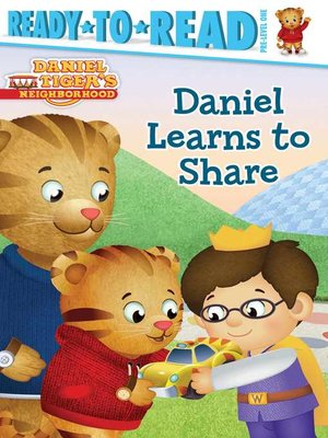 cover image of Daniel Learns to Share