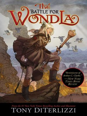 cover image of The Battle for WondLa