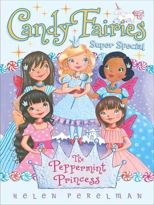 cover image of The Peppermint Princess