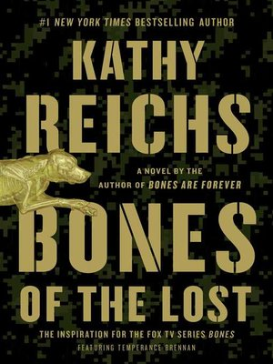 cover image of Bones of the Lost