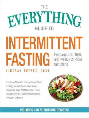 cover image of The Everything Guide to Intermittent Fasting