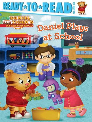 cover image of Daniel Plays at School