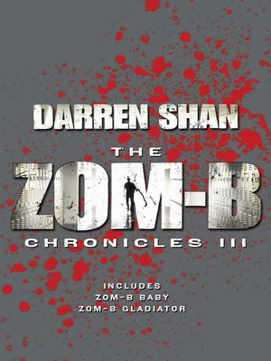 cover image of Zom-B Chronicles III