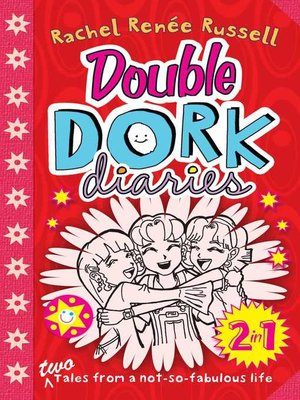 cover image of Double Dork Diaries