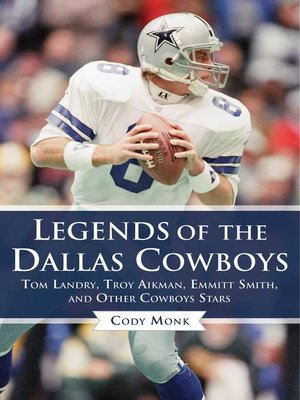 cover image of Legends of the Dallas Cowboys