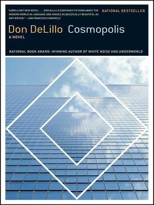 cover image of Cosmopolis