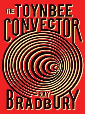 cover image of The Toynbee Convector