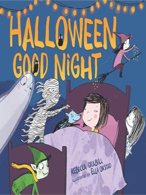 cover image of Halloween Good Night