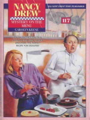 cover image of Mystery on the Menu