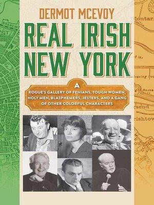 cover image of Irish New York