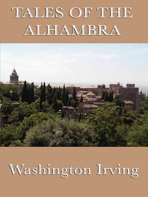 cover image of Tales of the Alhambra