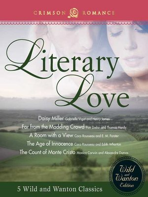 cover image of Literary Love
