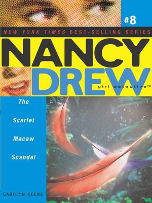 cover image of The Scarlet Macaw Scandal
