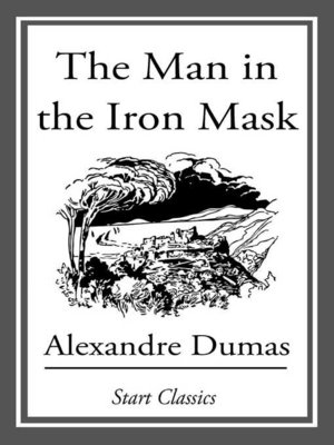 cover image of The Man in the Iron Mask