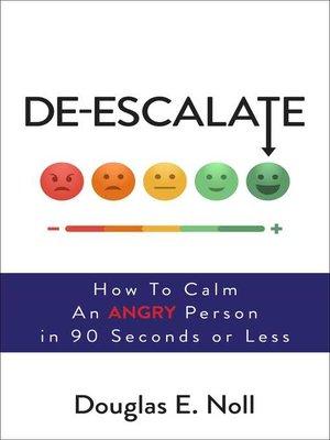 cover image of De-Escalate