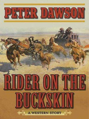 cover image of Rider on the Buckskin