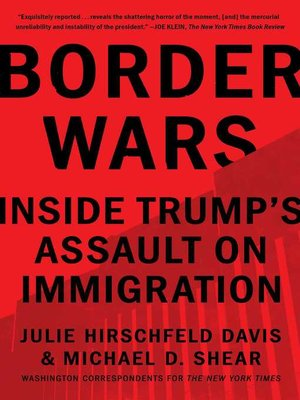 cover image of Border Wars