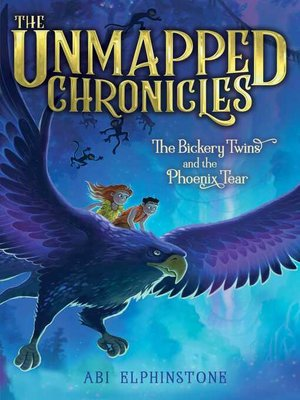 cover image of The Bickery Twins and the Phoenix Tear