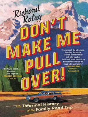 cover image of Don't Make Me Pull Over!