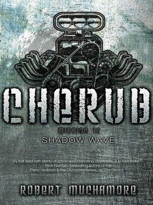 cover image of Shadow Wave
