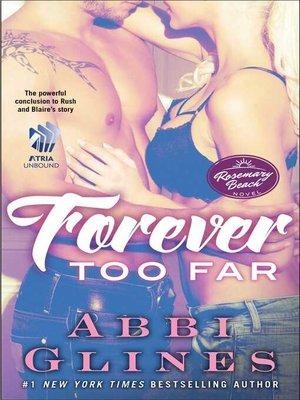 Forever too far by abbi glines overdrive rakuten overdrive forever too far fandeluxe